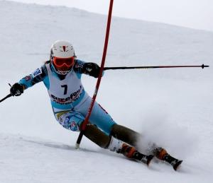 Abby ski