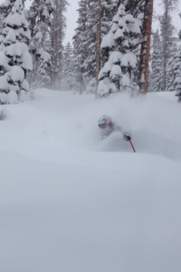 Successful Powder Hunting makes for lifelong memories!